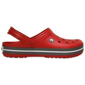 Crocs Crocband Unisex - Red/Grey
