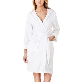 DKNY New Signature Robe 259 - White