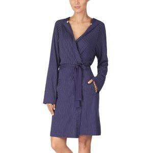 DKNY New Signature Robe 2119 - Navy-2