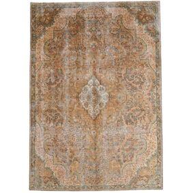 Håndknyttet. Opphav: Persia / Iran Vintage Heritage Teppe 229X324 Brun/Lys Grå (Ull, Persia/Iran)