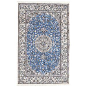 Håndknyttet. Opphav: Persia / Iran Persisk Nain 9La Teppe 172X265 Lyselilla/Hvit/Creme (Ull/Silke, Persia/Iran)