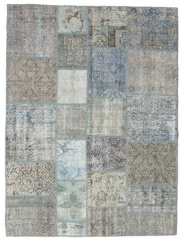 Patchwork  teppe 171x230 Moderne Teppe