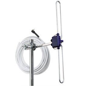 Triax DAB antennesett med kabel
