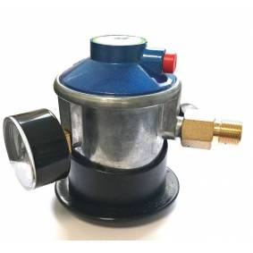 Gassregulator iGT, blå - for bobil, båt og caravan