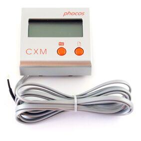 Phocos CXN, eksternt display