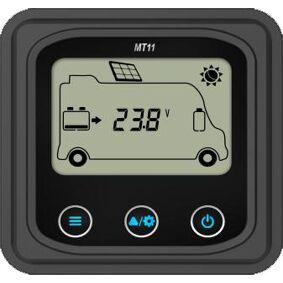 EP Solar MT-11, eksternt display