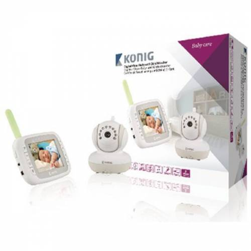 Baby Monitor Lyd / Video 2.4 Ghz...