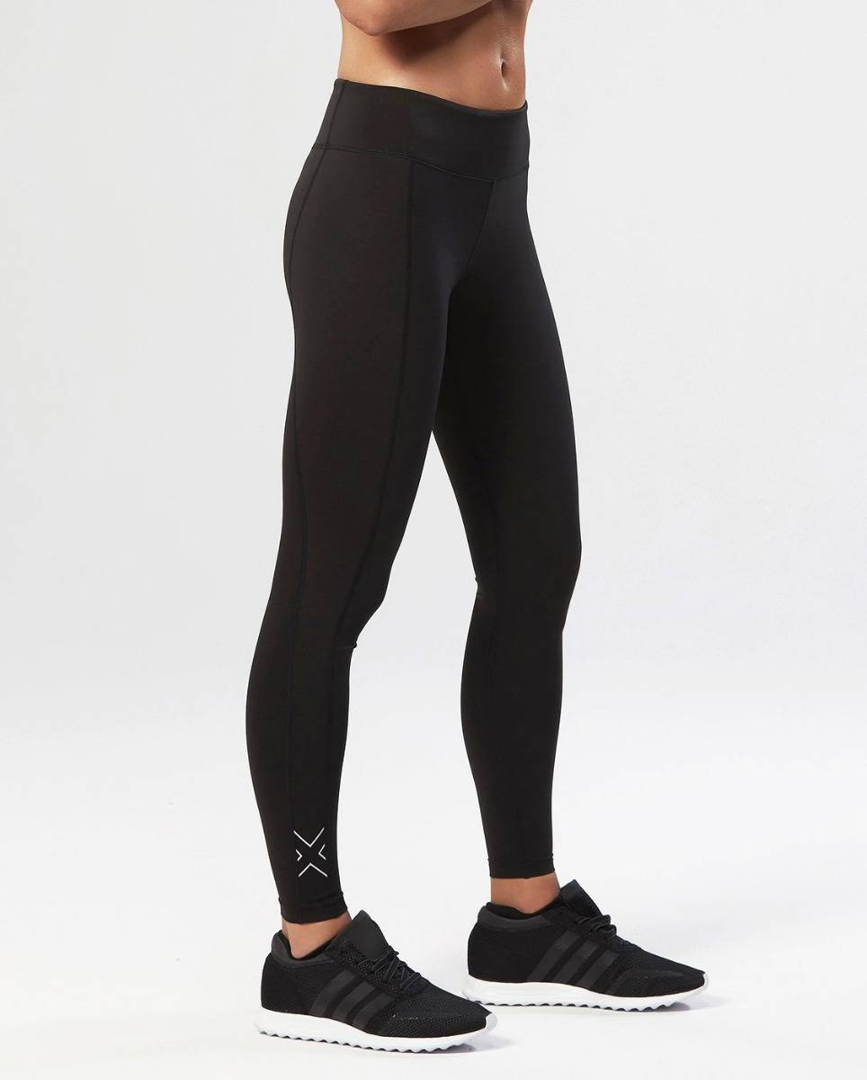 2XU Fitness Compression Tights Dame - Sort