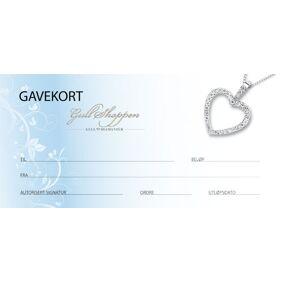 Gavekort 3000 Kr.