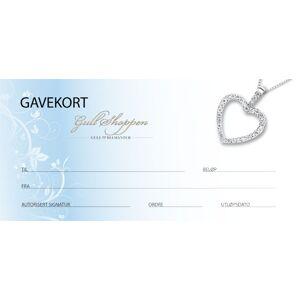 Gavekort 6000 Kr.