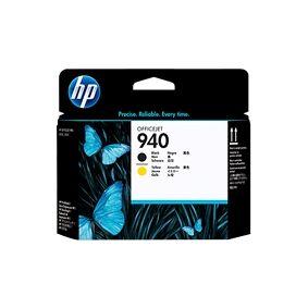 HP 940 Printhead Black / Yellow - C4900A
