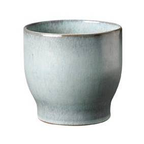 Knabstrup Keramik Knabstrup Blomsterpotte 12,5 cm Soft mint