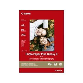 Canon Fotopapper Glossy Plus A4 20 ark 260g - 2311B019