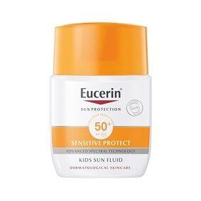 Eucerin Sensitive Kids Sun Fluid SPF50+ 50 ml