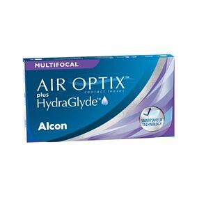 Alcon AIR OPTIX plus HydraGlyde Multifocal 6p