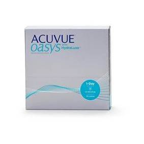Johnson & Johnson Acuvue Oasys 1-Day HydraLuxe 90p