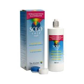 Menicon SoloCare Soft 360ml