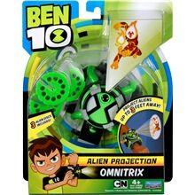 Ben 10 Action Projection Omnitrix