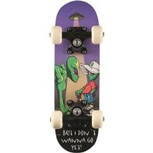 California Mini Skateboard Alien