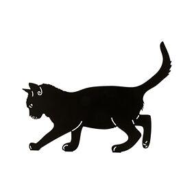 Wildlife Garden Siluetter Balanserande Katt