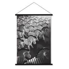 Kay Bojesen Zebra foto 40x56 cm