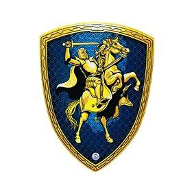 LionTouch Ridderens Skjold Blå