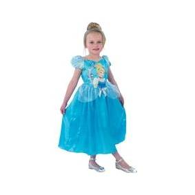 Disney Askepott Kjole 7-8 år