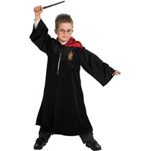 Harry Potter Trollmannskappe 3-4 år
