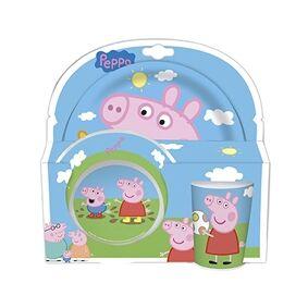 Barbo Toys Peppa Pig Melamine Set