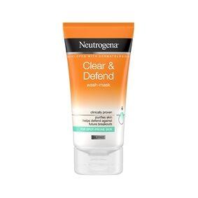 Neutrogena Clear & Defend Wash Mask 150 ml