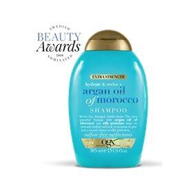 Ogx Extra Strength Argan Oil Shampoo 385 ml