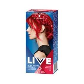 Schwarzkopf Live Color XXL HD Ultra Brights 1 set No. 092