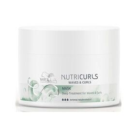 Wella Professionals Nutricurls Deep Treatment - Waves & Curls 150 ml
