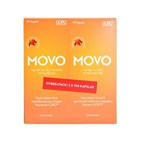 MOVO 2x190 kapsler