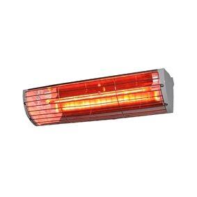 Heatlight kvartsvarmer VLRW15 Aluminium