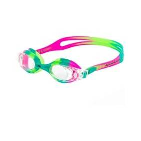 Aquarapid Svømmebriller Barn Rosa/Grønn