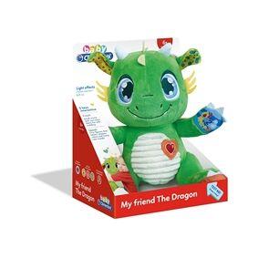 Clementoni Baby Dragon Interactive Plush