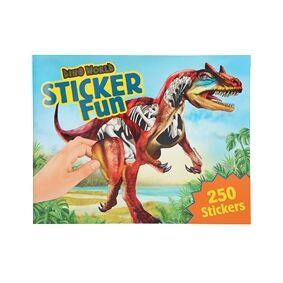 Dino World + Action Dino World Stickersbok
