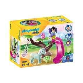 Playmobil 70400 Playmobil 1.2.3 Alvelekeplass