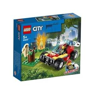 Lego 60247 LEGO City Fire Skogbrann