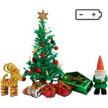 Lundby Juletresett Nisse 1 set