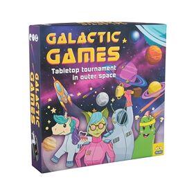 Peliko Galactic Games