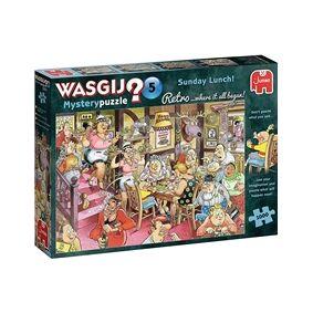 Jumbo Wasgij Retro Mystery 5 Sunday Lunch!