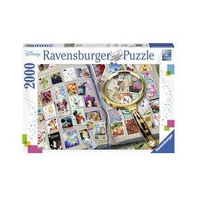 Ravensburger Puslespill 2000 Deler My Favorite Stamps