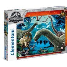 Clementoni Puslespill 104 deler Jurassic World