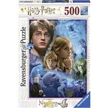 Ravensburger Puslespill 500 Deler Harry Potter