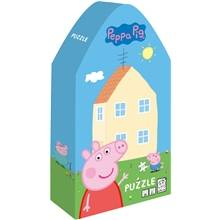 Barbo Toys Peppa Gris Deco Puslespill Peppas Hus