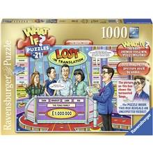 Ravensburger Puslespill 1000 Deler What If? No21 The Game Show