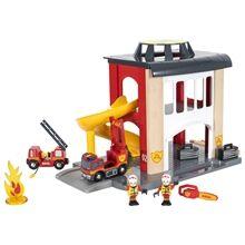 Brio 33833 Brannstasjon