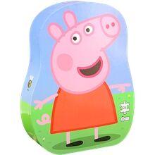 Barbo Toys Peppa Gris Deco Puslespill Peppa og Venner Skolen